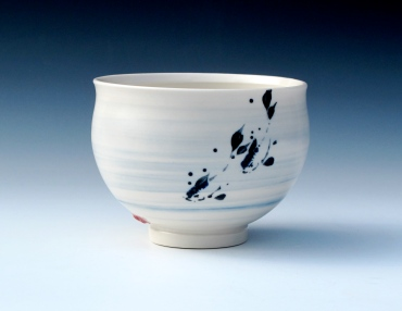 RH2 chawan with fish and wash