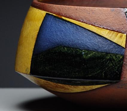 Bowl w.25cm detail